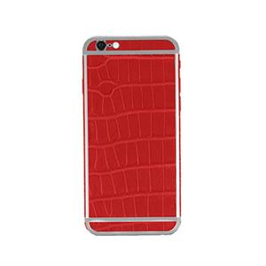 iPhone 6S/6S+ 128 Gb Alligator Signature Red